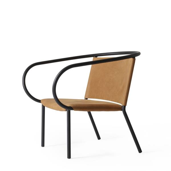 Afteroom Lounge Chair - Sørensen's Dunes Leather