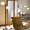Alba Floor Lamp Two Arms - Anodic Bronze