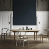 CH339 Eliptical Dining Table- Extendable