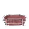 Delara Wire Serving Basket Square - Large Withered Rose