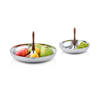 Diola Stainless Steel Tiered Serving Tray