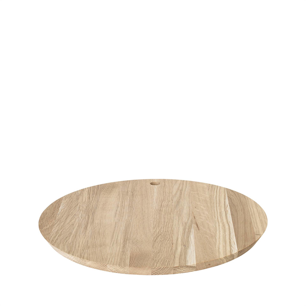 Borda Oak Cutting Board Round 12 Inch