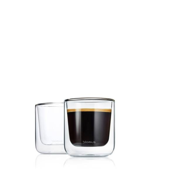 Nero Insulated Glass Set of 2 - Small 6 oz