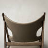 Knitting Chair Leather