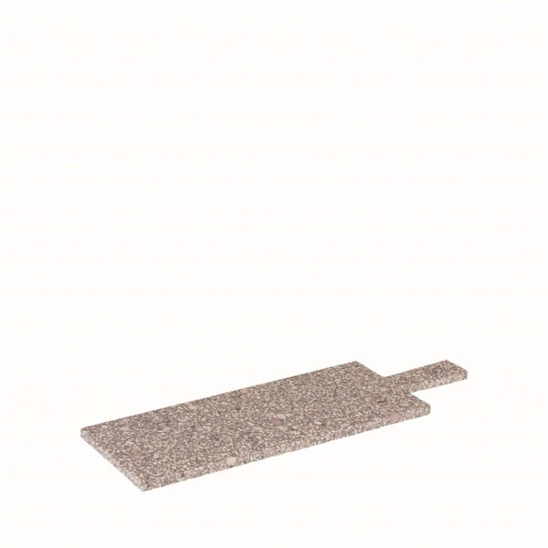 Roca Stone Cutting Board with Handle