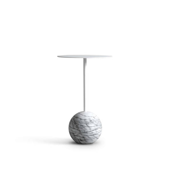 Knockout Side Table Round Base