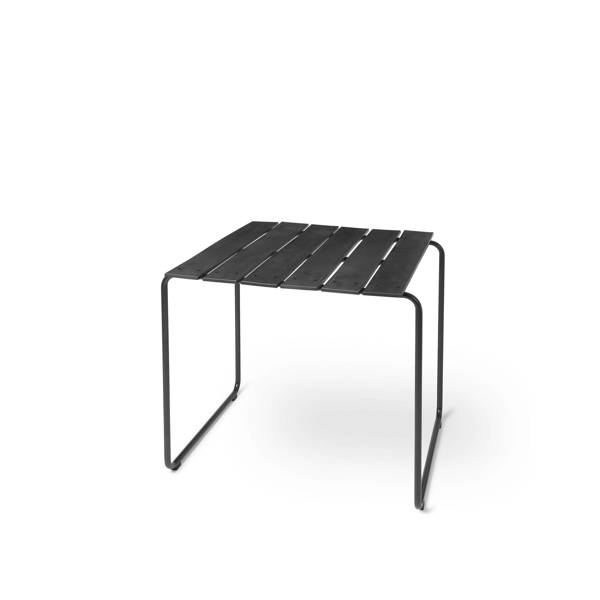 Ocean Dining Table - Black 2 Person