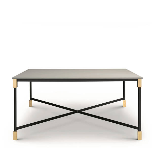 Match Rectangle Dining Table
